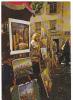 18617 Paris Place Du Terte. 508 OVET . Peintre Rue Montmartre Tour Eiffel - Peintures & Tableaux