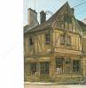 18623 Compiegne, La Vieille Cassine, Rue Lombards . Yvon 84 10.60.0130; Antiquités Curiosités Commerce