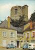 18627 Sancerre (france Cher), Tour Du Chateau - 10692- 18 Ed Nivernaises.  Citroen 2cv - Voitures De Tourisme