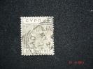 Cyprus 1882 Q.Victoria 6 Piastre  Wmk CA Die I,  SG 21  Used - Cyprus (...-1960)