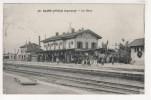 57-SAINT-AVOLD- LA  GARE  N353 - Saint-Avold