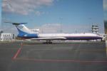 TUPOLEV TU 154   ATLANT SOYUT    RA 85740