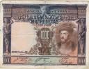 Billete 1000  Pesetas Año 1925. Carlos I, Sin Letra De Serie BC - España