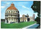 PISA - Piazza Dei Miracoli. Viaggiata 1968 - Pisa
