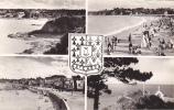 18667 Saint St Cast - Multi Vues Plage Pen Guen Promenade Garde - 175 CAP