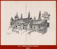 "EM0313 (Hampshire - Ellingham)(Print) ""ST. MARY & ALL SAINTS, ELLINGHAM"" - Bookplates"