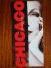 Chicago The Musical Cambridge Theatre London 2011 Flyer Handbill - Advertising