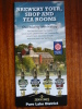Jennings Brewery Pure Lake District 2011 Leaflet Brochure Flyer Handbill - Werbung