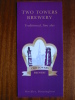 Two Towers Brewery Hockley Birmingham Leaflet Brochure Flyer Handbill - Advertising