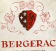 Maquette Bon à Tirer étiquette Vin Bergerac Aquarelle - Bergerac