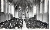 """LUNEVILLE   """"Messe Des Hommes Dans La Nouvelle église Jeanne D'Arc"""" - Luneville"""