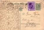1938. Romania, Old Circulated Postcard, - Romania