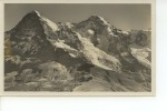 Eiger Und Mönch Vom Lauberhorn Aus - BE Berne