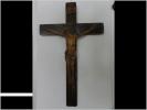 Crucifix Croix Bois Chapelle Couvent - Religion & Esotérisme