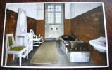 == Bad Nauheim , Badanstalt 1936   100 Jagre Stempel ,  Kl. Riß ! - Bad Nauheim