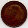 GREAT BRITAIN / GRAN BRETAGNA - GEORGE V - 1 PENNY ( 1919 ) - 1902-1971 : Monete Post-Vittoriane
