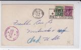 CANADA - 1949 - ENVELOPPE Avec MECA Pour La CROIX-ROUGE De WINNIPEG Pour Les USA