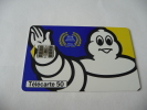 F831  50U  03/98  SC7    MICHELIN - Bibendum   Série  C820--- - France
