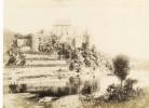 43- Château De Lavoute S Loire Propriété Du Duc De Polignac Photo 15.9 X 11.9 Cm Datant De 1895-98 - Non Classés
