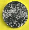 10 Euro Argent 2011 ALSACE  Ou échange - Francia