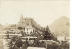 43- Château De Polignac Photo 11.2 X 8 Cm Datant De 1895-98 - France