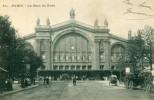 CPA 75 GARE DU NORD 1904 - Metro, Estaciones