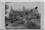 Ledegem WOI 1916 - 1 Fotokaarten, Wevelgem - Lendelede - Izegem - Moorslede - Ledegem