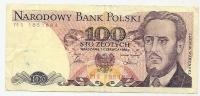 100 Zlotych - 1986 - Poland