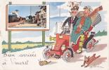 "VIMENET "" Carte Postale Fantaisie "" - France"
