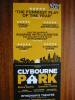 Clybourne Park Bruce Norris Wyndham's Theatre 2011 London Leaflet Flyer Handbill - Advertising
