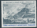 FRENCH SOUTHERN ANTARCTIC TERRITORIES 1976 BICENTENNARY OF CPT COOK - Airmail