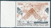 FRENCH SOUTHERN ANTARCTIC TERRITORIES 1987 INMARSAT SATELITE SC# C 98 VF MNH - Airmail