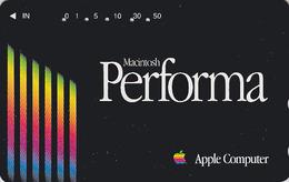 Télécarte Japon / 110-011 - Pub Ordinateur APPLE-  Computer PC Japan Phonecard Telefonkarte Pomme 17 - Other