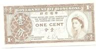 1 Cent - 1961 - Hong Kong