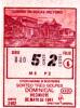 Republica De Panama - Loteria - Lottery - Caserio En Bocas Del Toro  - 1991 - Billets De Loterie