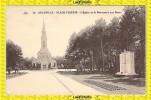 DEAUVILLE - Eglise - Monument Aux Morts - Deauville