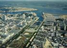 Carte Postale 56. Lorient Vue D´avion Trés Beau Plan - Lorient