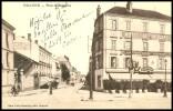 ROANNE  (42) -   LA RUE GAMBETTA  EN 1914 -   JP-547 - Roanne