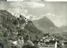 Vaduz, Furstentum Liechtenstein, 1959 Used Real Photo Postcard [P6713] - Liechtenstein