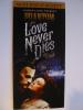 Love Never Dies Must End 27 August Leaflet Flyer Handbill #4