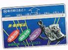 TAIWAN - CHUNGHWA TELECOM (L&G) - 1995  D5061 UNLIMIT 3 IN 1     (CODE 551C)  - USED °  -  RIF. 4729 - Taiwan (Formosa)