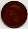 GREAT BRITAIN / GRAN BRETAGNA - GEORGE VI - 1 PENNY ( 1938 ) - 1902-1971 : Monete Post-Vittoriane