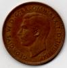 GREAT BRITAIN / GRAN BRETAGNA - GEORGE VI - 1 PENNY ( 1948 ) - D. 1 Penny