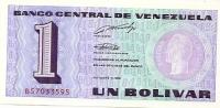 1 Bolivares - 1989 - Venezuela
