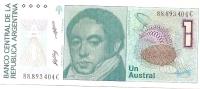 1 Austral - 1986 - Argentine
