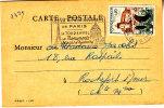 CPI 1329 Monuments De Paris Agence Des TP D'Outremer Rochefort Sur Mer - 1961-....