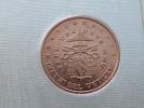 2005 - 5 Centimes (Cents) Sede Vacante Euro Vatican - Issue Du Coffret BU - Vatican