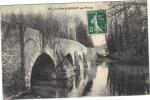Cp , 91 , BOUSSY , Le Pont Sur L'Yerres , Voyagée - Other Municipalities