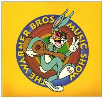 * LP *  THE WARNER BROS MUSIC SHOW - VARIOUS ARTISTS (Germany 1974 Rare!!!) - Compilaties