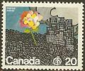 CANADA 1976 MNH Stamp(s) Habitat 626 # 5652 - 1952-.... Reign Of Elizabeth II